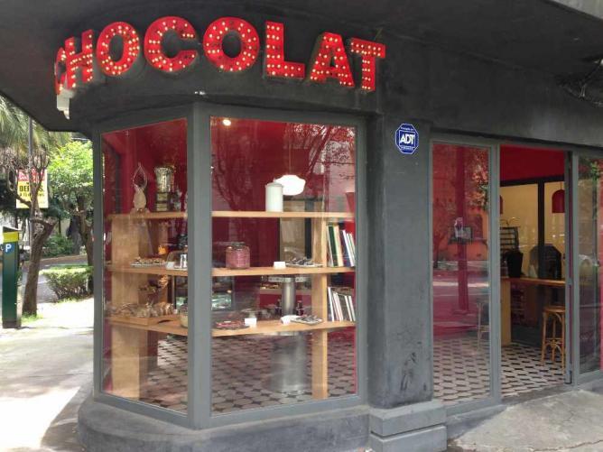 Tout Chocolat, Mexico City   © Nicholas Lundgaard/Flickr