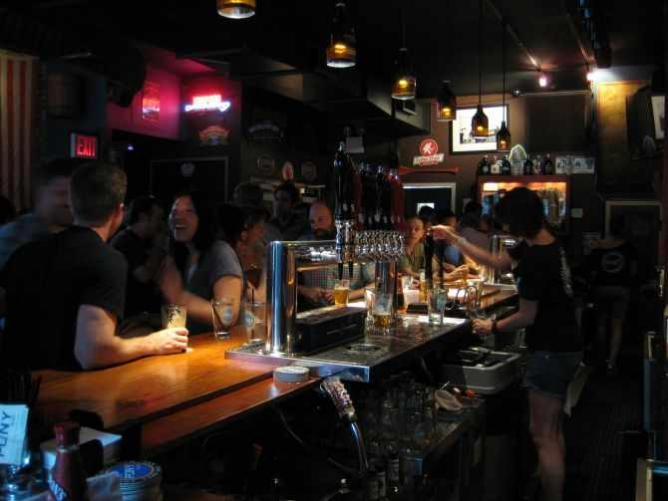 NYC Bar | © Dan Dickinson/Flickr