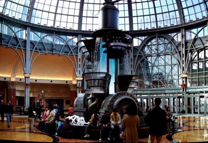 Fallsview Casino Lobby