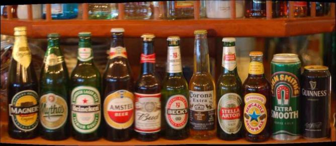 Bottled Beer