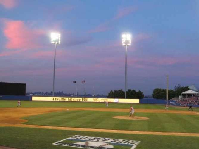 The Richmond County Bank Ballpark | © Doug Tone/Flickr