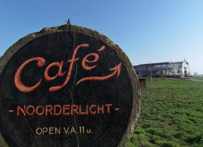 Café Noorderlicht | ©screenpunk/Flickr