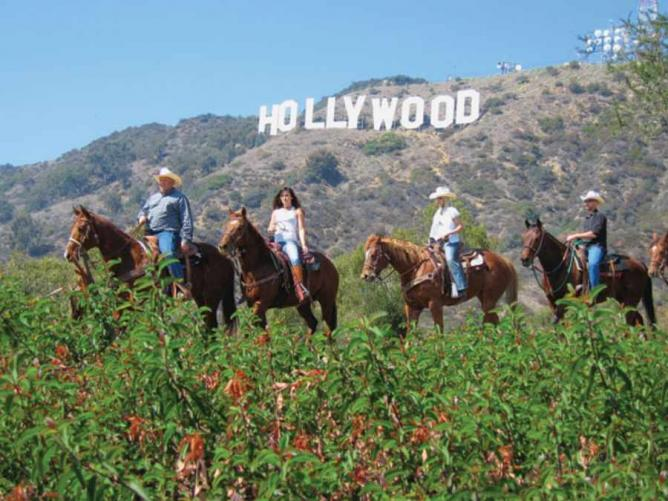 Los Angeles Equestrian Center   © trailridermag.com