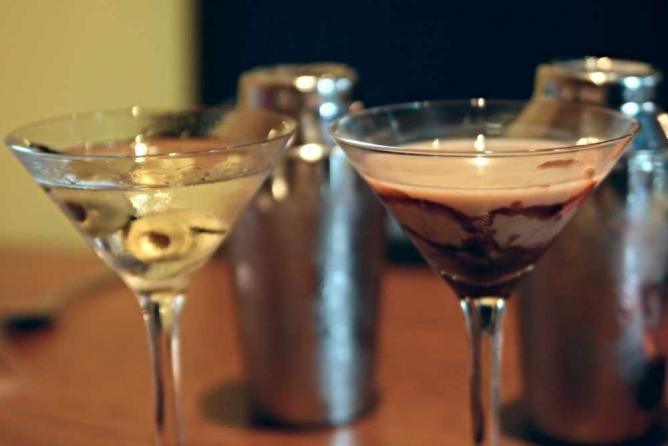 Martini and Chocolatini