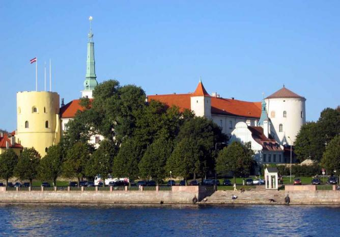 Riga Castle | © Frode Inge Helland/Wikicommons