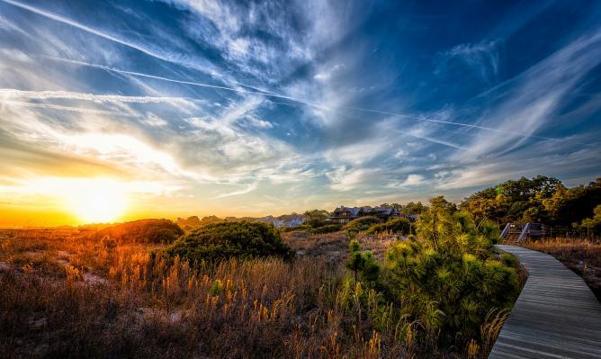 Kiawah sunset | © Scott Kublin/Flickr