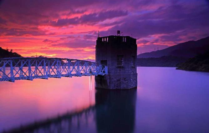 Shing Mun Reservoir © Eugene Lim/Flickr