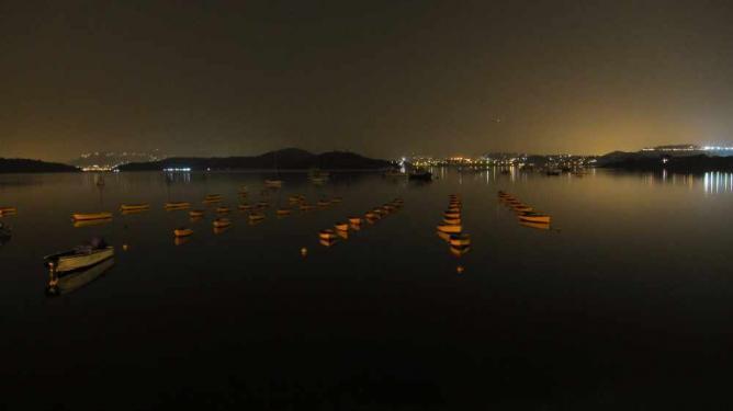 Tai Mei Tuk in Tai Po © Michael Chu/Flickr