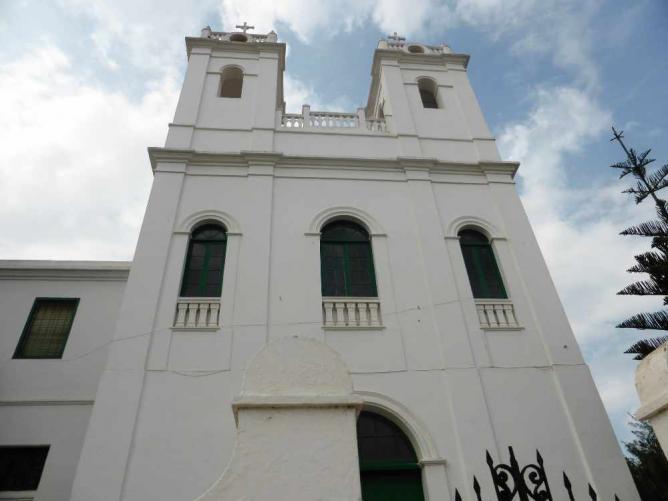 The Church of San Bartolome | © Courtesy of Rebecca Wilkinson