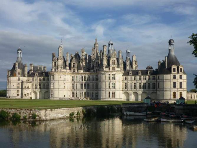 Château de Chambord | © Éléosud/WikiCommons