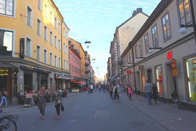 Götgatan | © Benreis/Wikicommons