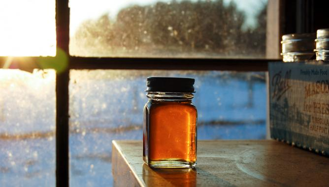 Vermont Maple Syrup l © Sterling College/WikiCommons