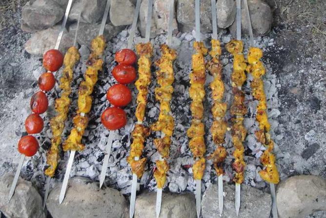 Jujeh kebab   ©Mehdi/Wikicommons
