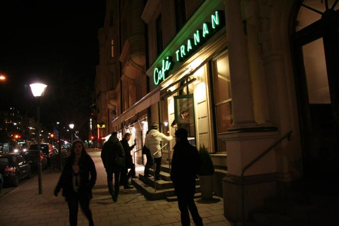 Exterior of Tranan Odenplan AB © SoroshTavakoli/Flickr
