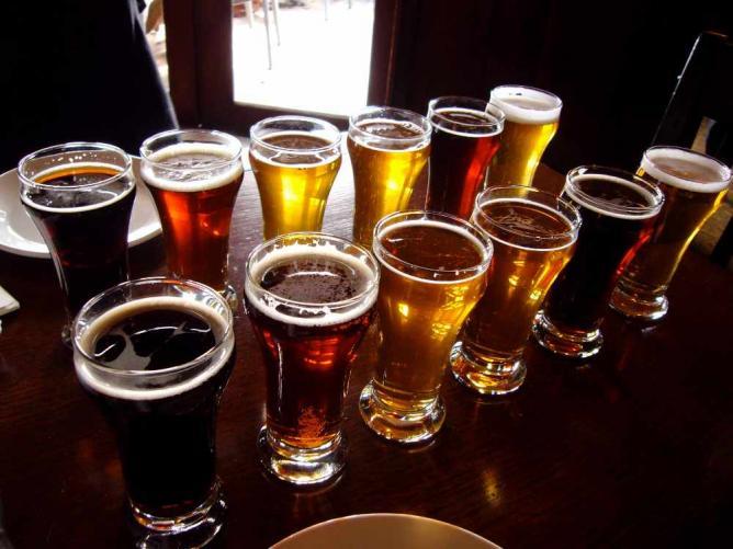 Craft Beers   © Paul Joseph/WikiCommons