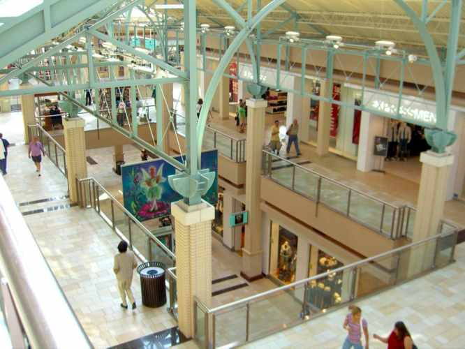 Newport Centre Mall | © Luigi Novi/WikiCommons