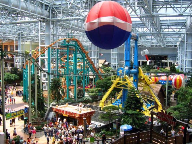 Mall of America Playland