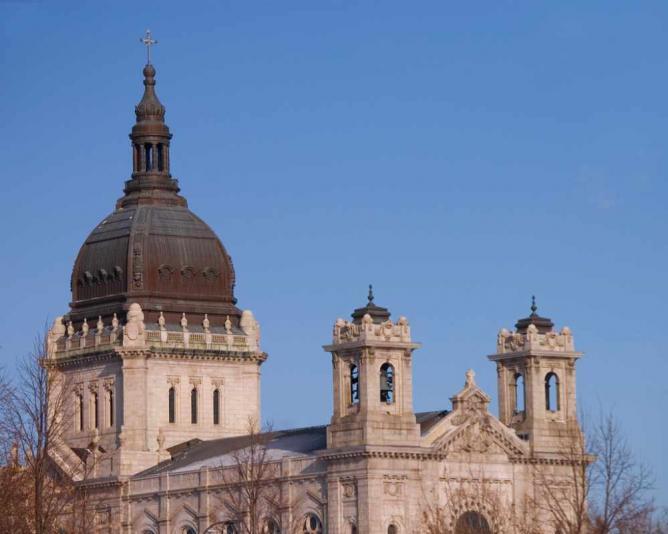 Basilica of St Mary