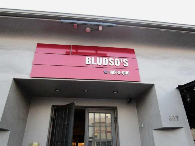 Bludso's Bar-&-Que | ©Alina Vasilenko