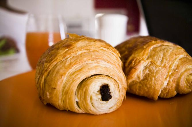 Chocolate croissant in Charleston | © Ken Hawkins/Flickr