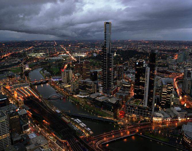 Melbourne © ccdoh1/Flickr