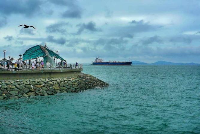 Wolmido Island © travel oriented/Flickr