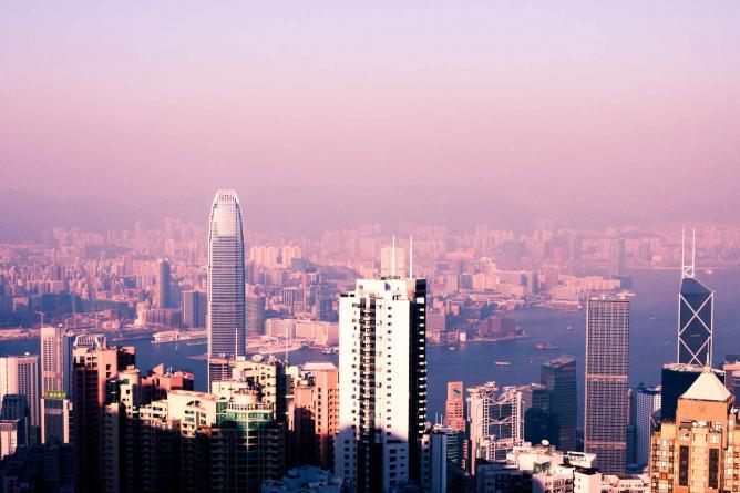 View from the Peak © Jirka Matousek/Flickr
