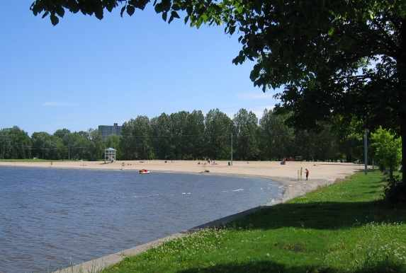 Ottawa's Britannia Beach l © James R. Skinner/WikiCommons