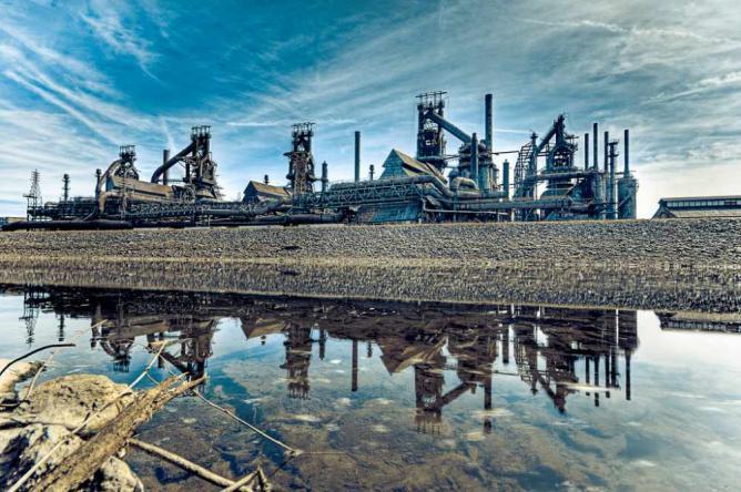 Pennsylvania Steel | © Marty Desilets/Flickr