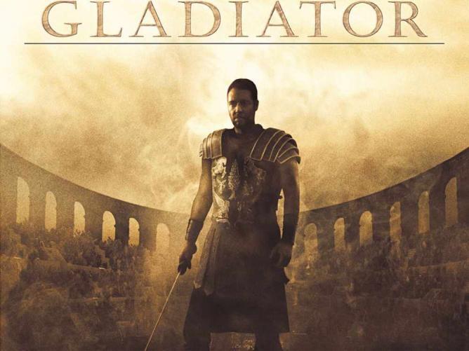 Gladiator | © tawyn03/Flickr
