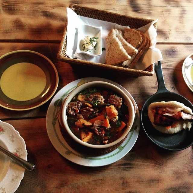 Food from Hildr Gastro Bar | Image courtesy of Hildr Gastro Bar