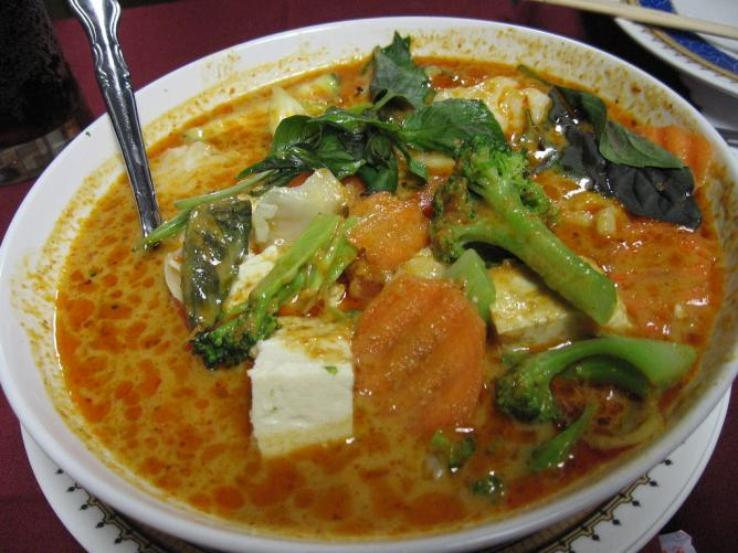 Thai food   © Gopal Venkatesan/Flickr