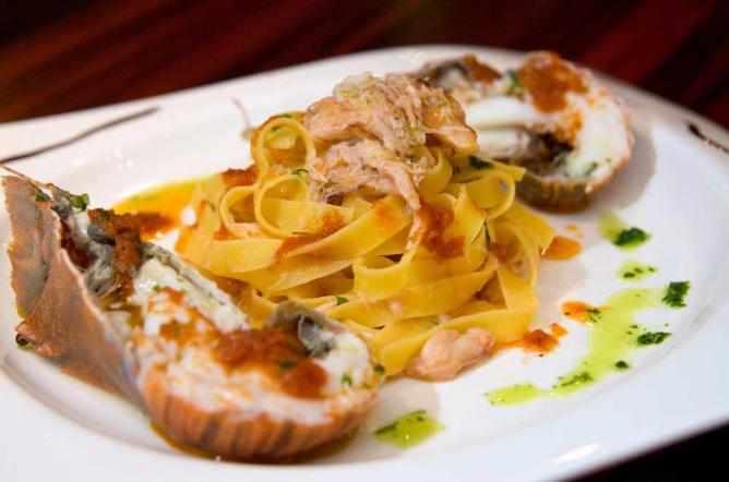 Seafood pasta at Fratini La Trattoria | Courtesy of Fratini La Trattoria