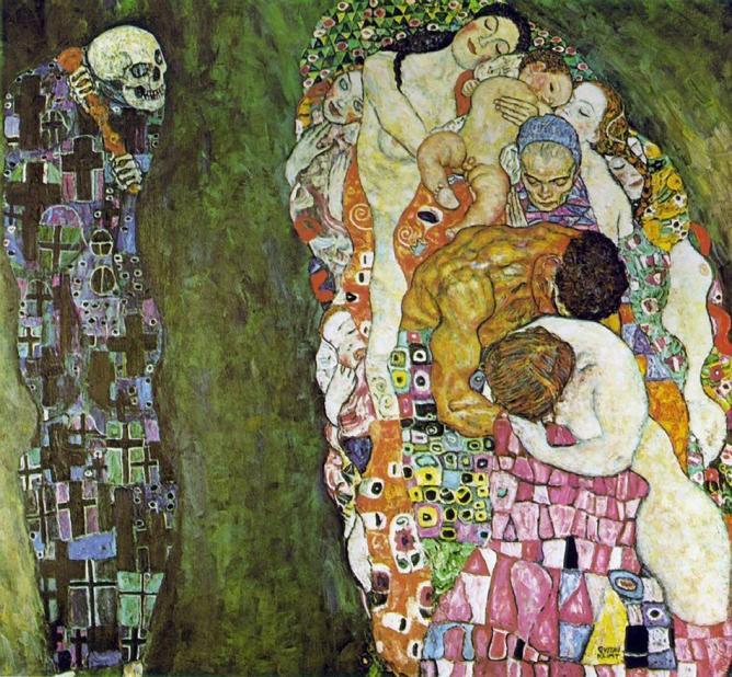 Where To See Gustav Klimt's Art