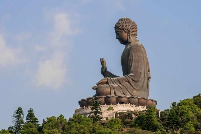The Big Buddha | © Béria Lima/WikiCommons