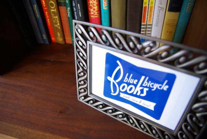 Blue Bicycle Books | © Charleston's TheDigitel/Flickr