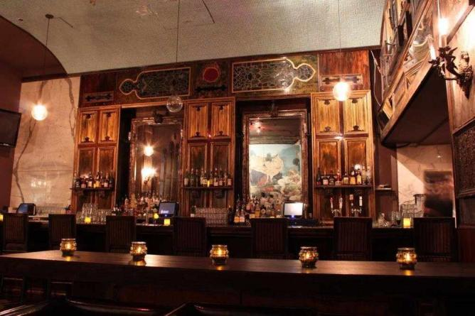 Best places to drink downtown la california for Salvaged building materials los angeles
