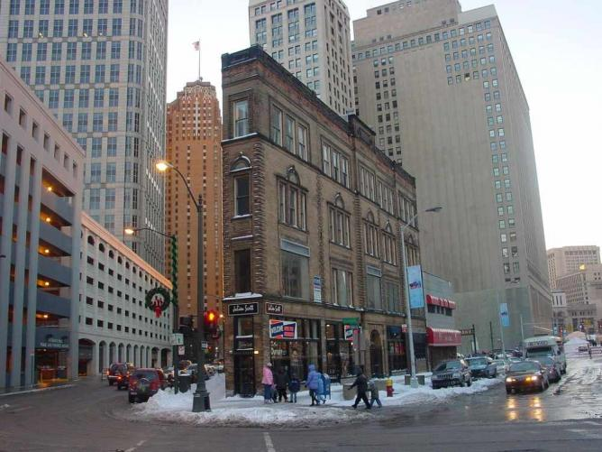 Downtown Detroit | © Girl.in.the.D/Flickr