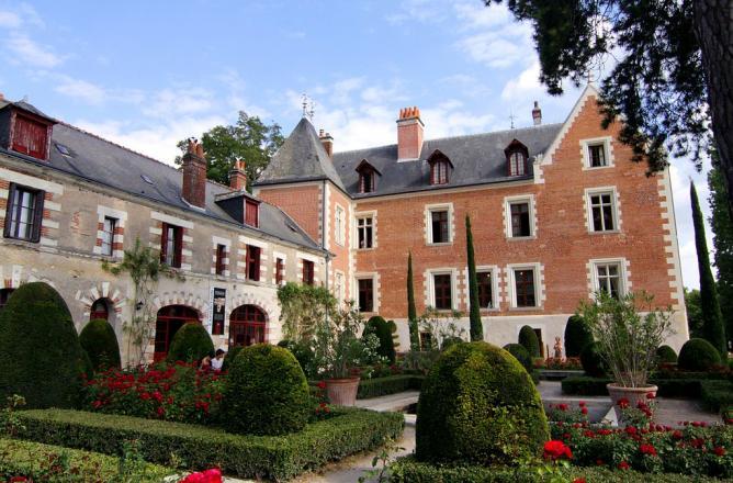 Clos Lucé Castle   © Ceridwen/WikiCommons