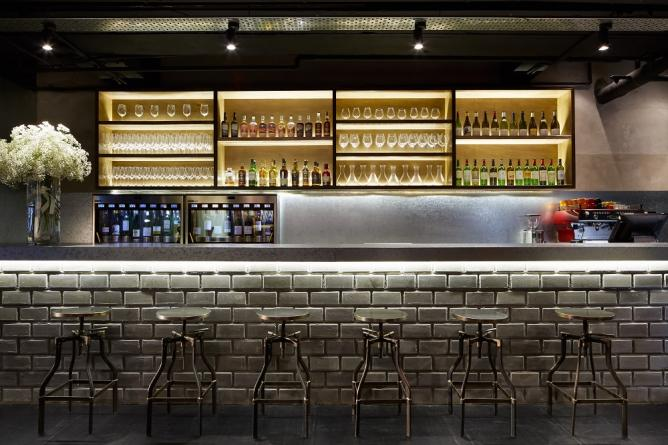 ... Interiordesign Images On Pinterest Wine Cellars. The Best Wine Bars In  Singapore