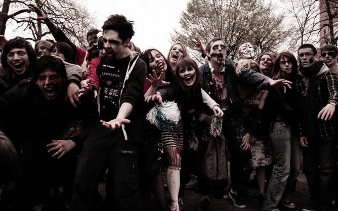 Zombie Day at BIFFF 2012 | © Eddy Berthier/Flickr
