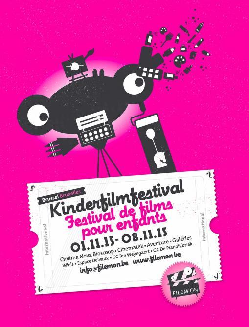 Children's Film Festival Poster | © Filem'On