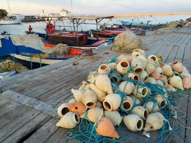 La Goulette fishing harbour | © Michael Foley/Flickr