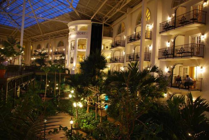 Gaylord Opryland Resort | © Michael Kappel/Flickr