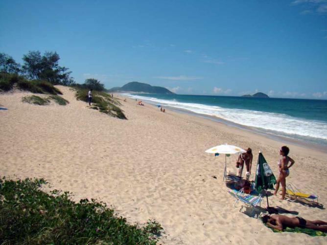 Praia de Moçambique/Mozambique Beach