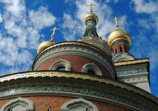 St Nicholas's Church © Walter A Aue/Flickr