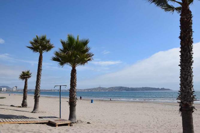 La Serena's beach Ⓒ Juan Benavente Baghetti/Flickr