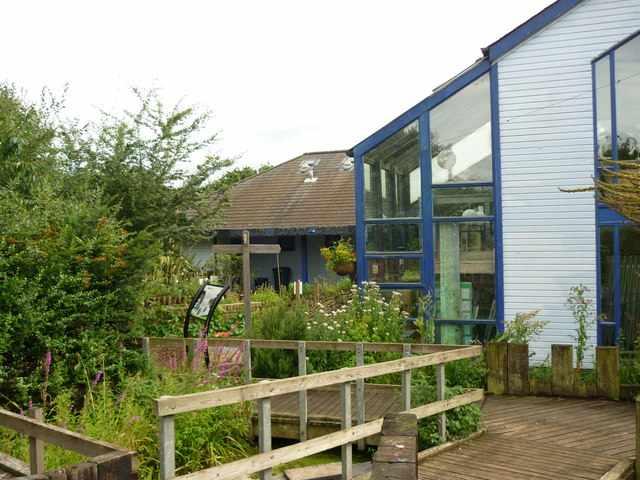 Islington Ecology Centre   © Julian Osley/WikiCommons