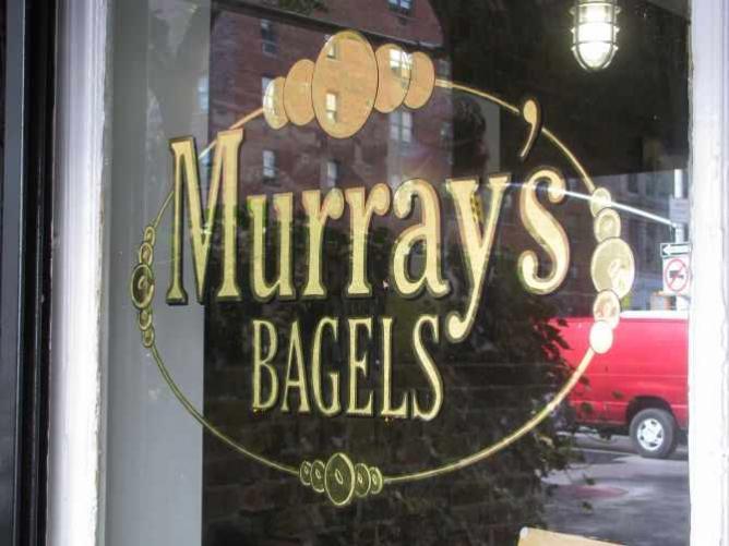 Murray's Bagels | © Eden, Janine, and Jim/Flickr