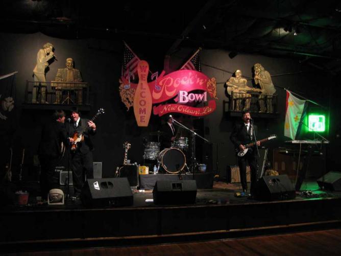 Rock N' Bowl band | © Kristen Bobo/Flickr